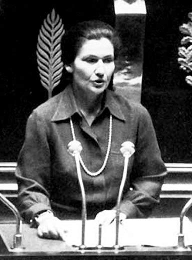 Simone Veil : Une Femme de Courage et de Valeur.